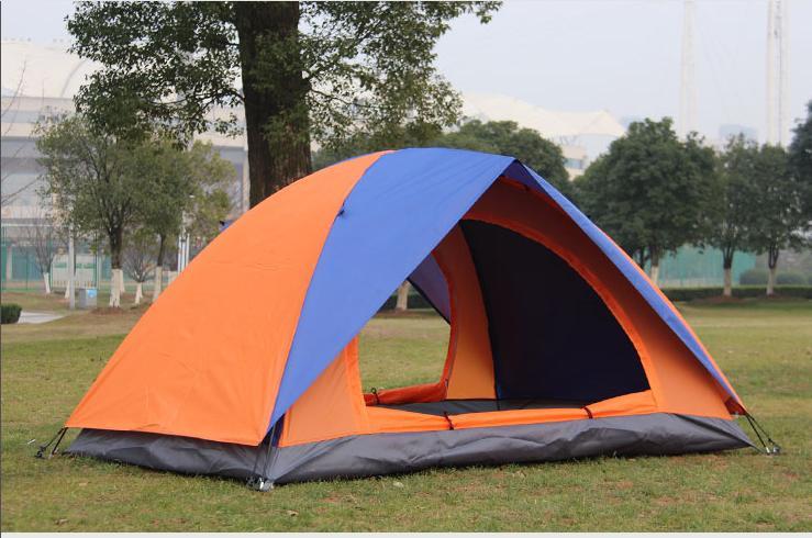 Lều Đơn 1 Người Cao Cấp 2 lớp chống mưa chống thấm