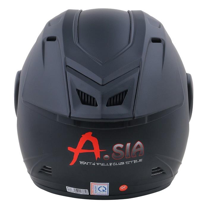 Mũ bảo hiểm Asia 3/4 Kính lật MT115