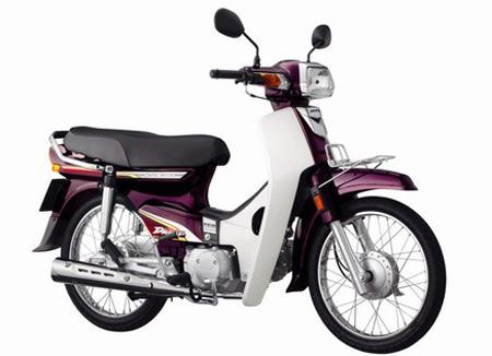 Thuê xe số Honda Dream