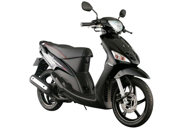 Thuê xe ga Yamaha Mio