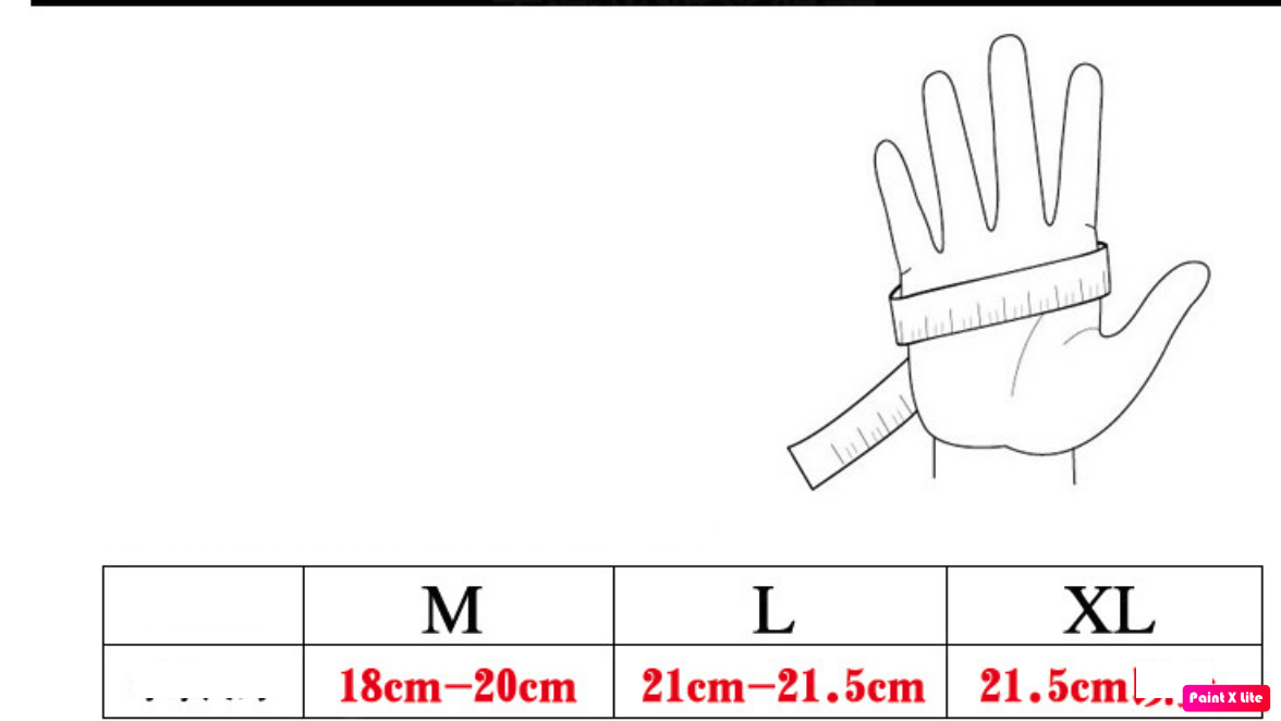 Găng tay chiến thuật black dài (Đôi)