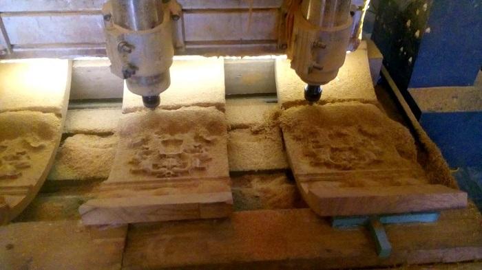 Bạn có thể an tâm về mức giá ưu đãi để mua máy khắc gỗ CNC tại Gia Bảo chúng tôi
