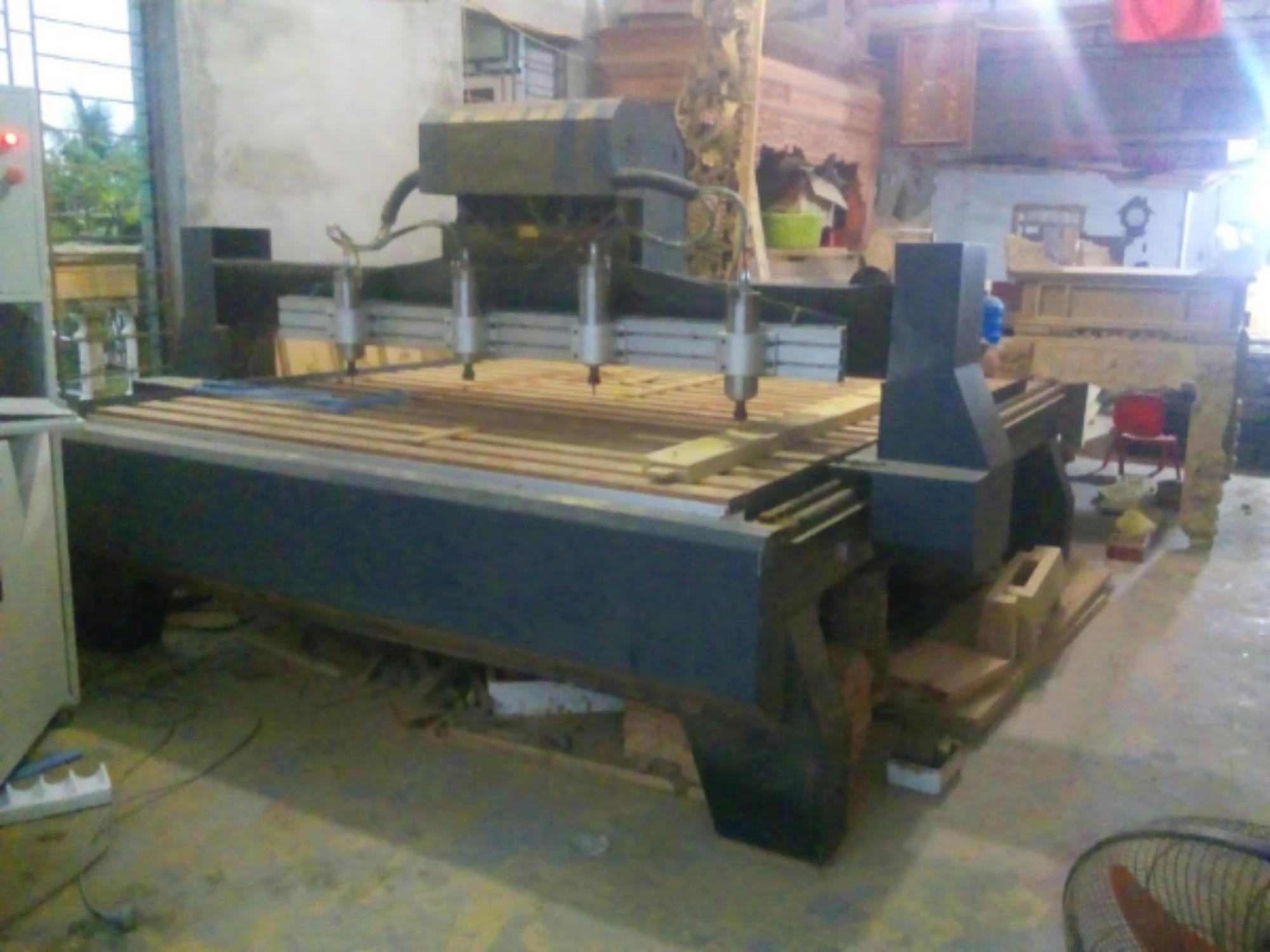Kiểm tra cẩn thận nguồn gốc xuất sứ của dòng máy khắc gỗ vi tính giá rẻ mà bạn dự định chọn mua cho mình