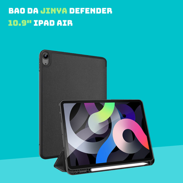 Bao da Jinya Defender Ipad Air 10.9