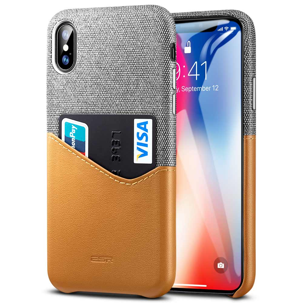 ỐP ESR WALLET METRO FOR IPHONE X SERIES