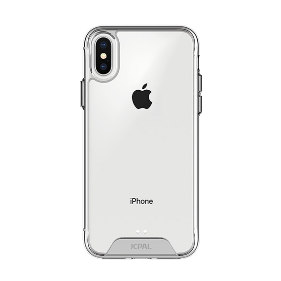 ỐP JCPAL TRANSPARENT IPHONE X