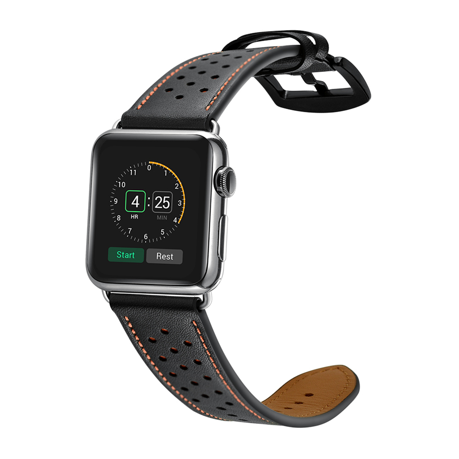 DÂY ĐEO JINYA VOGUE LEATHER APPLE WATCH