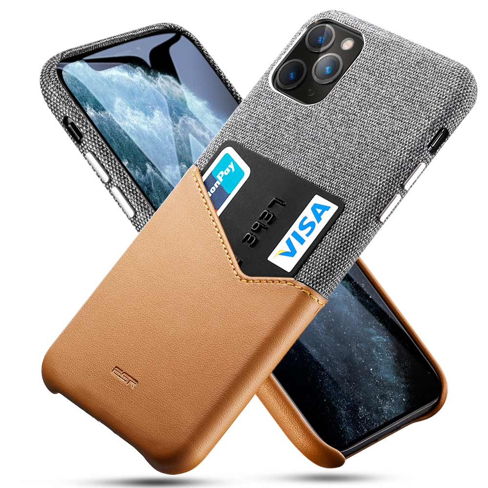 ỐP ESR WALLET METRO PU FOR IPHONE 11