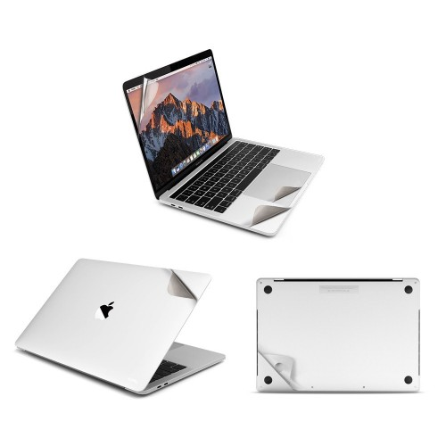 JCPAL New Macbook (2016) Five in One set (Sliver)
