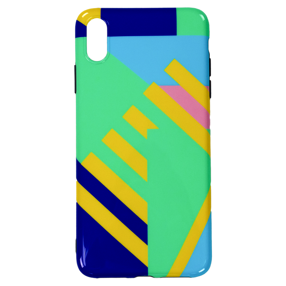 ỐP LƯNG TUCANO SHAKE MENDINI FOR IPHONE X SERIES