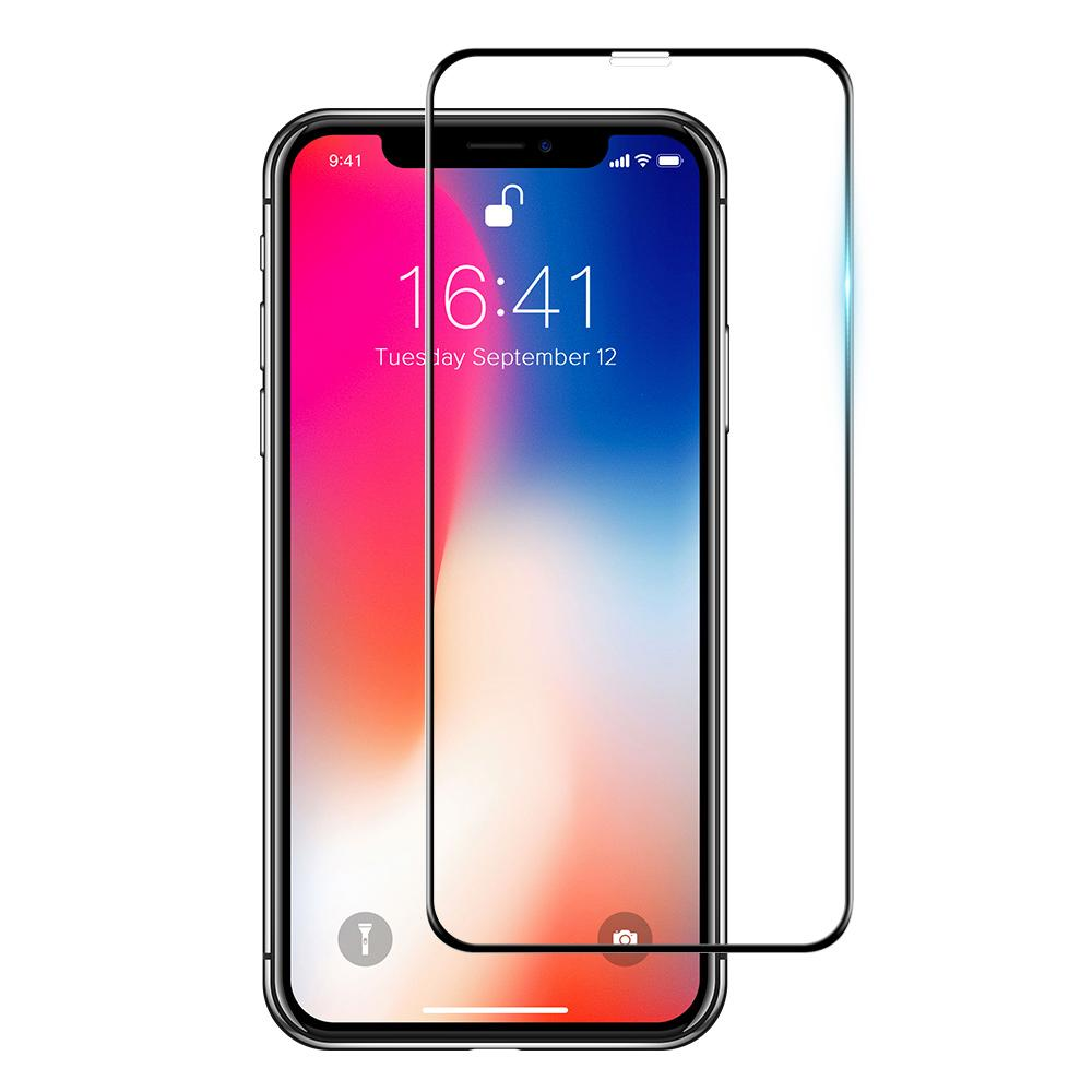 Preserver Super Hardness Glass Screen Protector for iPhone X