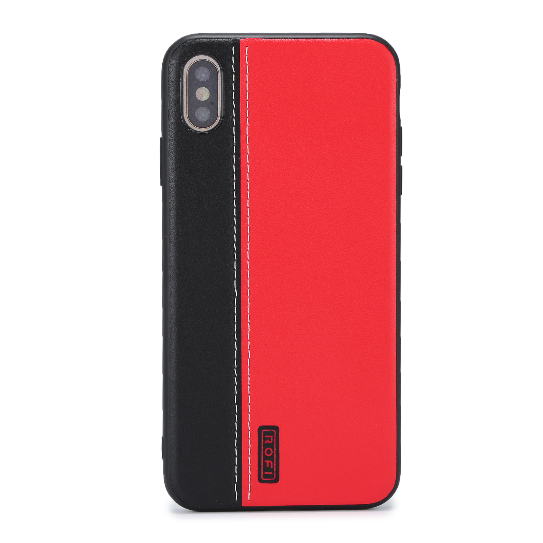 ỐP LƯNG ROFI LEATHER FOR IPHONE X SERIES