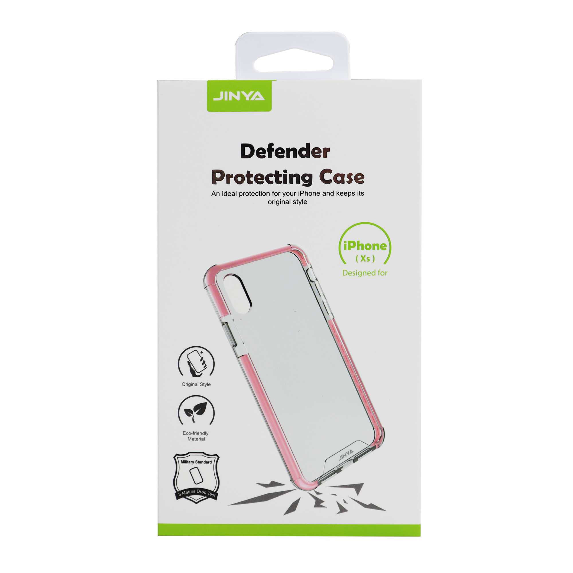 ỐP JINYA PROTECTING FOR IPHONE X