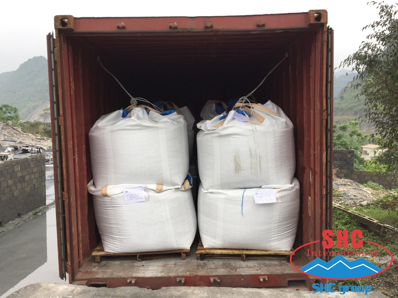 Shipment Limestone granular and Pebble export to Turkey