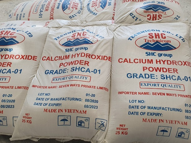 Supplying on Calcium Hydroxide Powder With Best Price