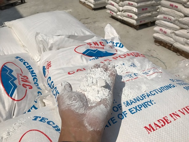 People use Ultrafine Calcium Carbonate Powder for making Filler Master Batch