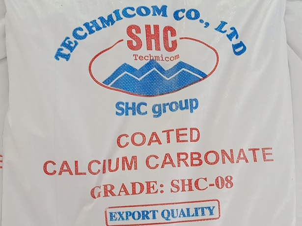 Best Supplier On Coated Calcium Carbonate Powder