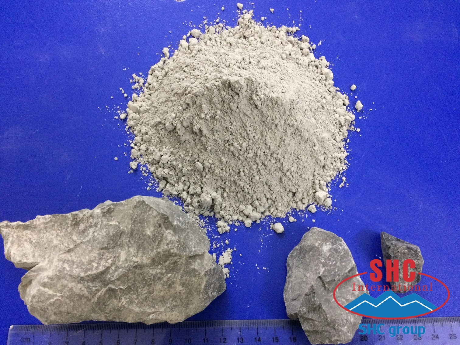 Dolomite is used in industrial and fertilizer production