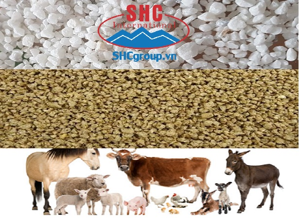 Limestone Reached HACCP Certificate & ISO 22000:2005 Using For Animal Feed