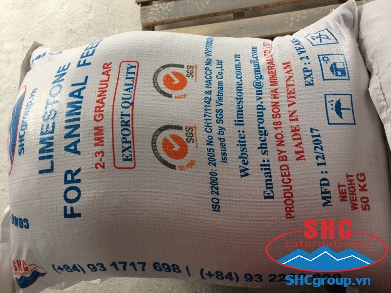 Exporting Limestone Granular 2-3MM and Limestone Powder 250Mesh