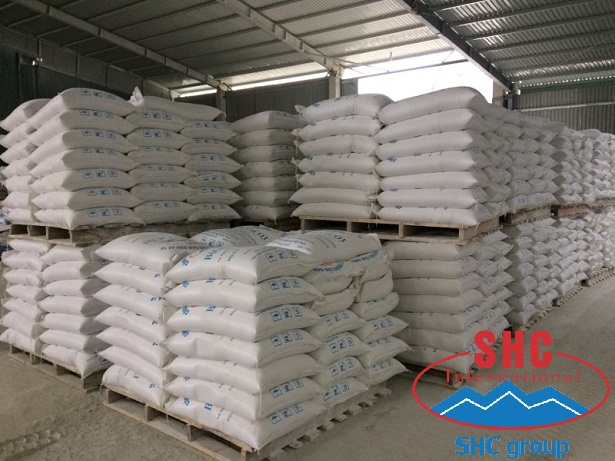 Exporting Limestone Powder