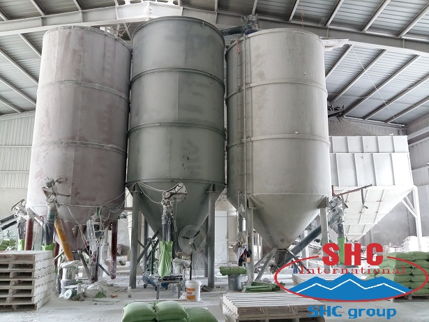 Machinery To Process Limestone Powder