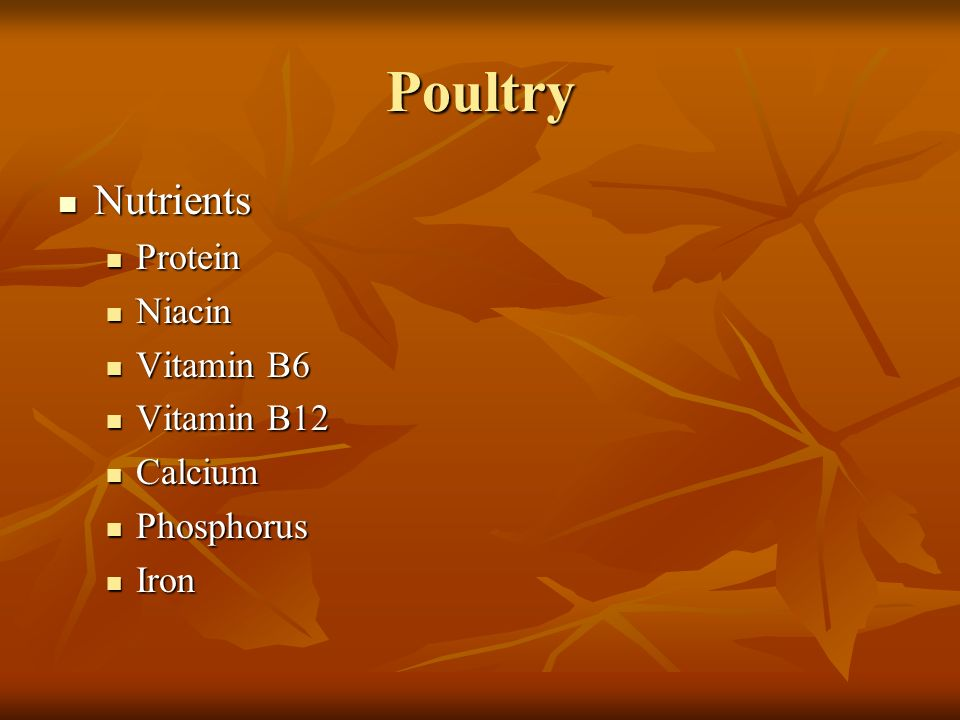 The Roles Of Calcium For Poultry