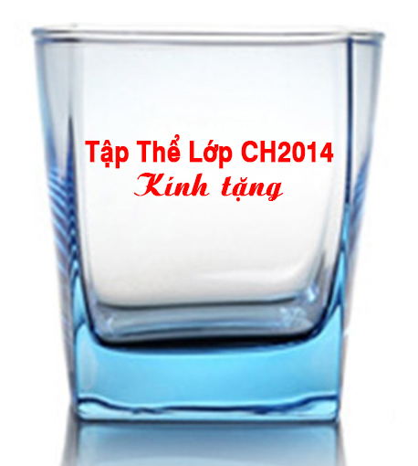 In Logo ly thủy tinh