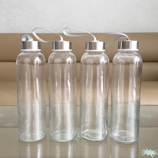 Bình nước thủy tinh có vì có ưu điểm gì? Gợi ý 5 mẫu bình TỐT cho sức khỏe