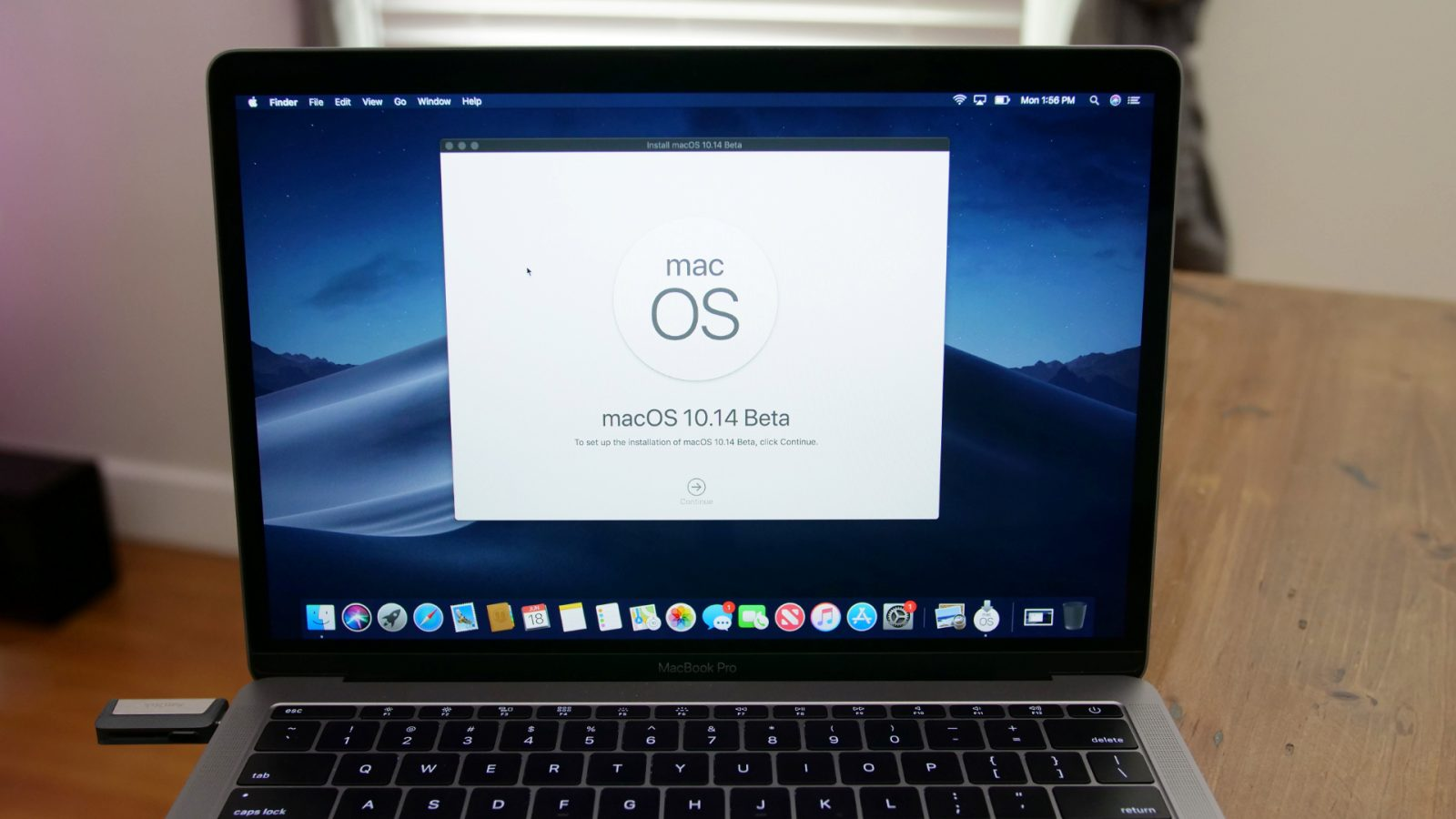Install Mac OS for Macbook in Da Nang VN