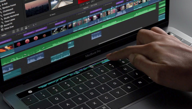 Replace Touch bar on MacBook Pro 2016 2017 2018 in Da Nang