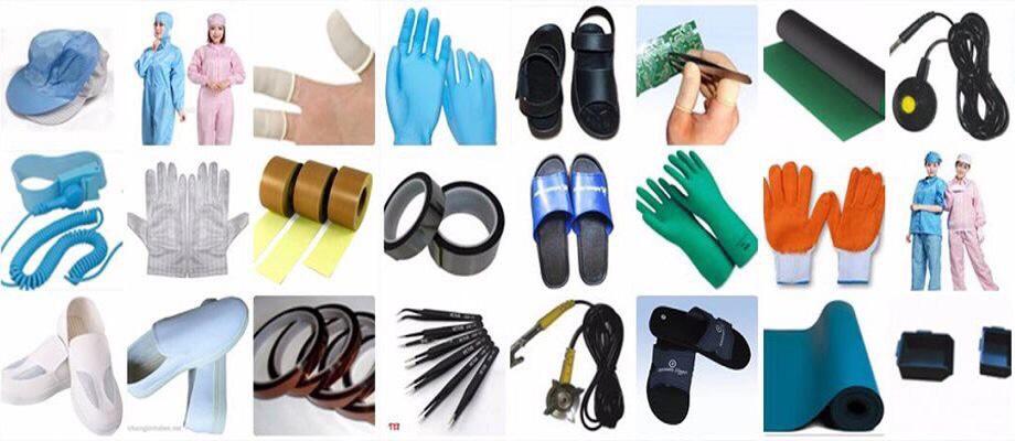 Các sản phẩm phòng sạch-ESD
