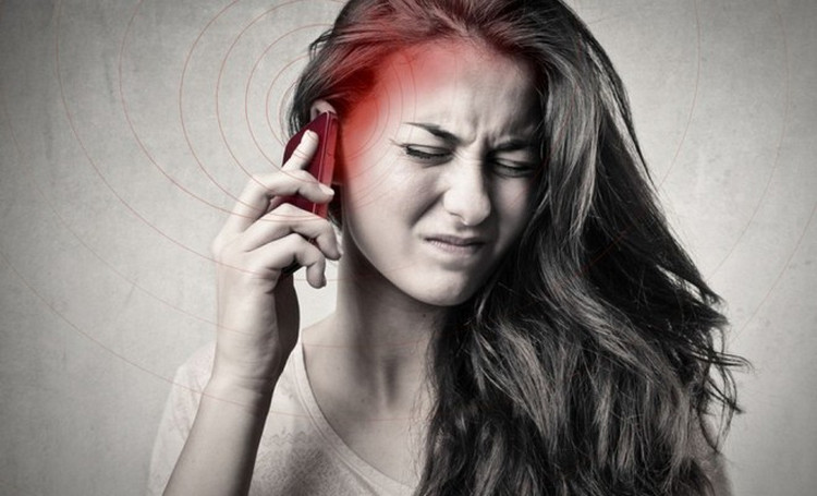 Sóng từ điện thoại phát ra ảnh hưởng rất lớn đế não