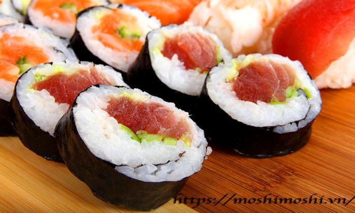 Gạo làm bánh sushi