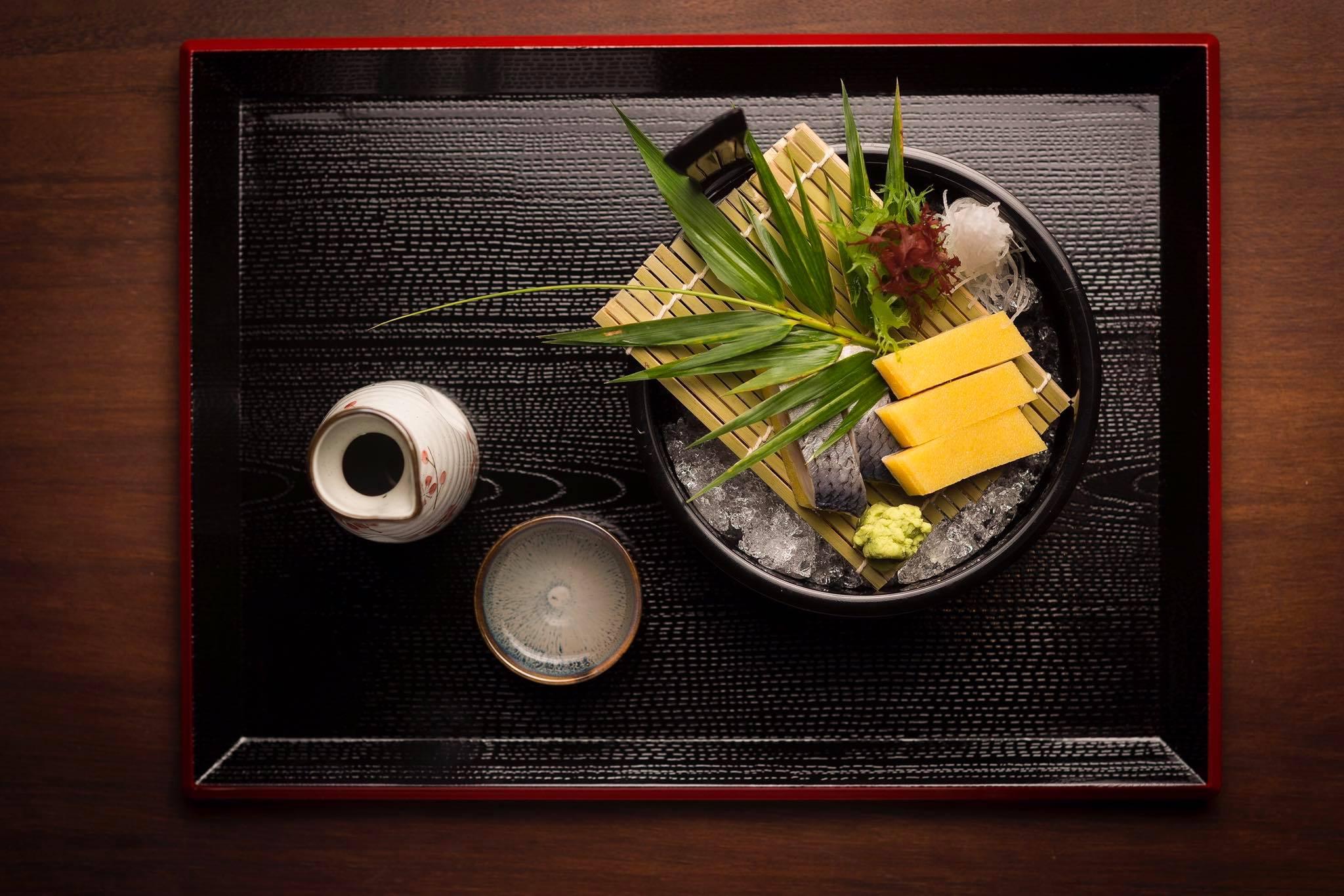 cá trích ép trứng Nhật Bản