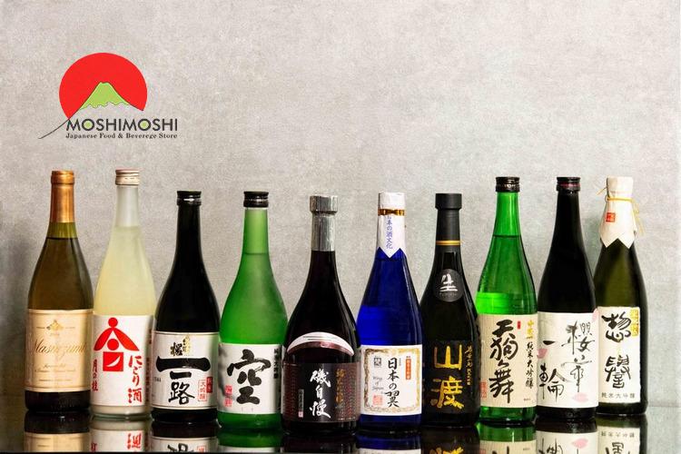 Các loại rượu sake nổi tiếng