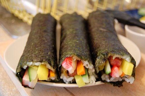 giam lam sushi