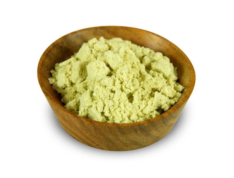 bột wasabi