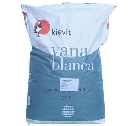 Bột kem béo thực vật Kievit Vana Blanca 35C
