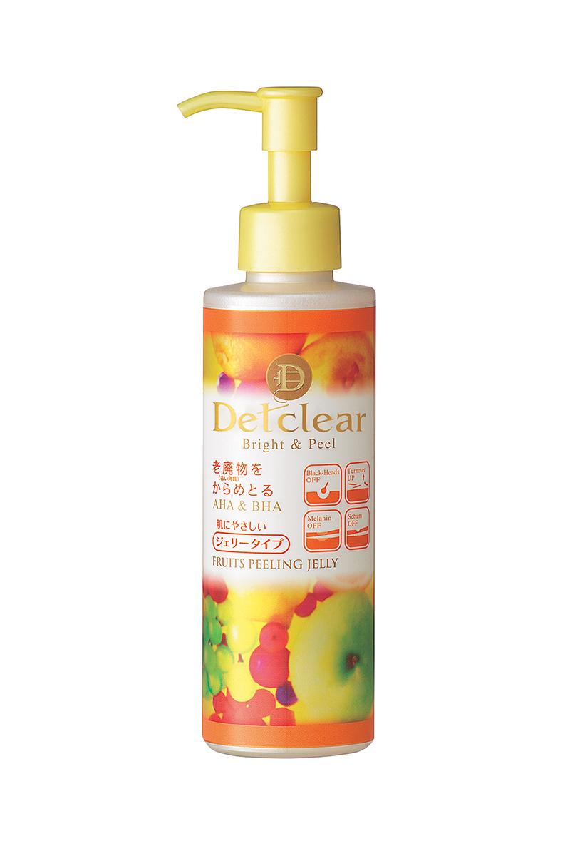 Gel Tẩy Tế Bào Chết Detclear Bright & Peel (Hương Trái cây) 180ml