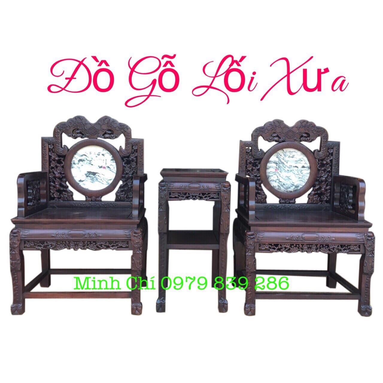 Bộ-Bàn-Ghế-Vách-Hoa-Mai