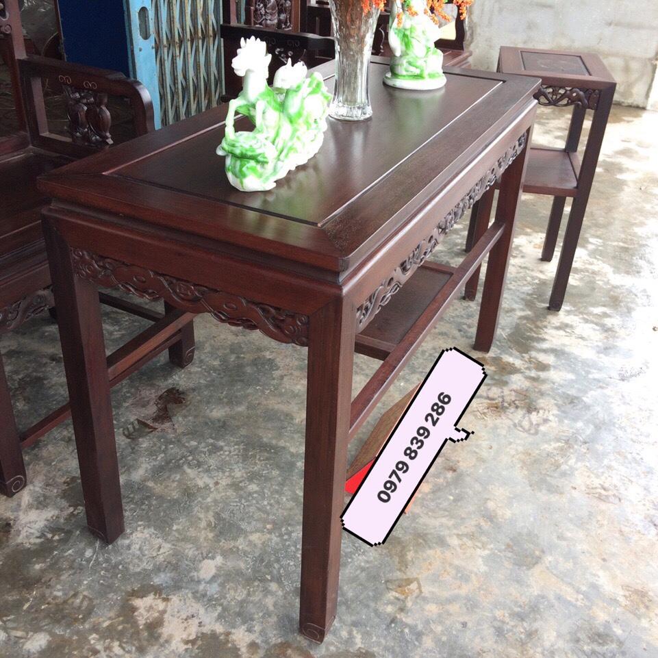 Bộ Ghế Vách Đỉnh Hương3