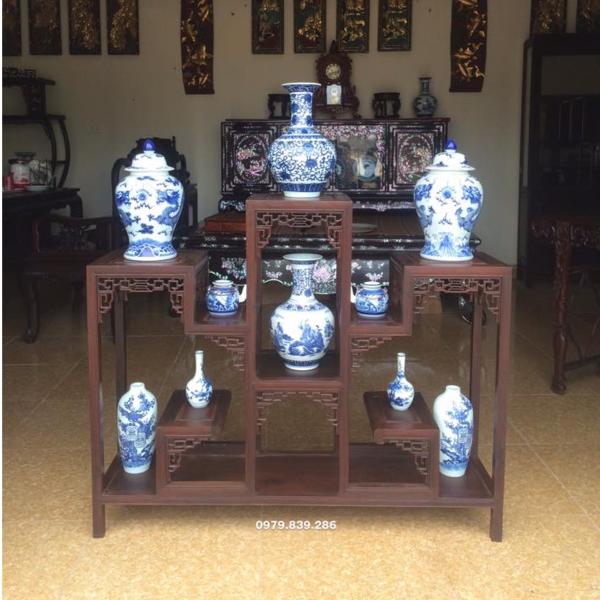 Kệ Tam SơnMs 08 1