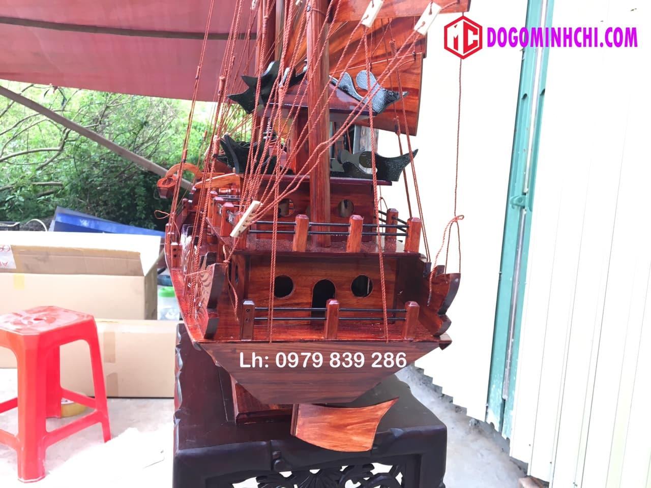 Thuyền buồm rồng hạ long ms 08 4