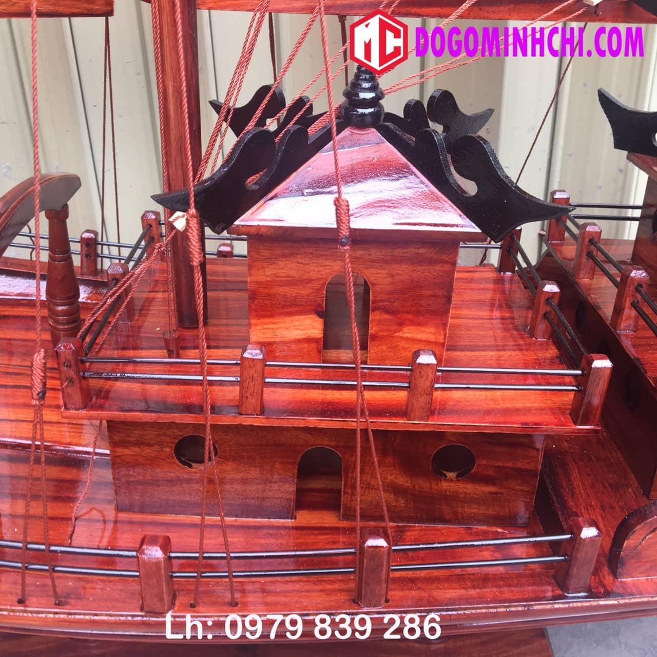 Thuyền buồm rồng hạ long ms 08 5