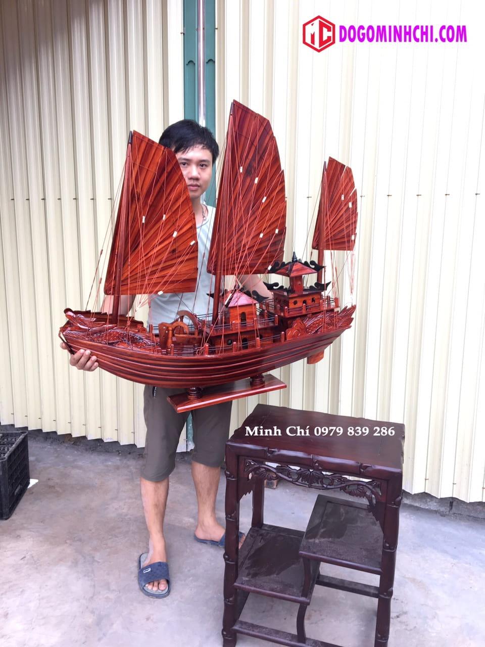 Thuyền buồm rồng hạ long ms 08 7