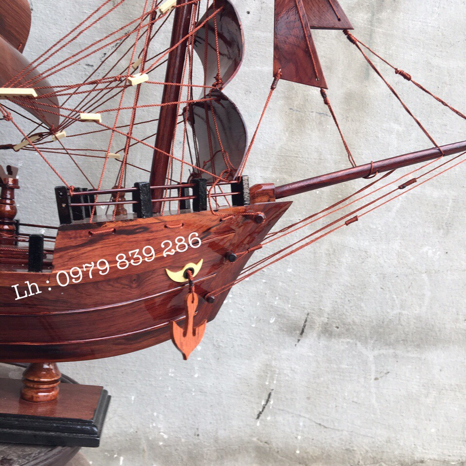 Thuyền Thái MS 06 8