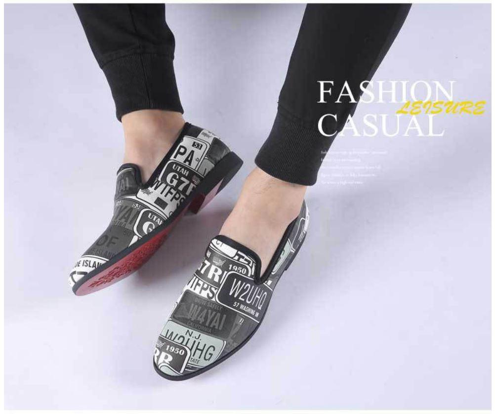 Giày lười thời trang nam - KP2026