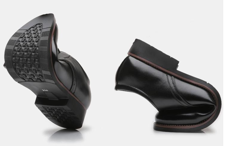 Giày tây nam thời trang big size - KP3018