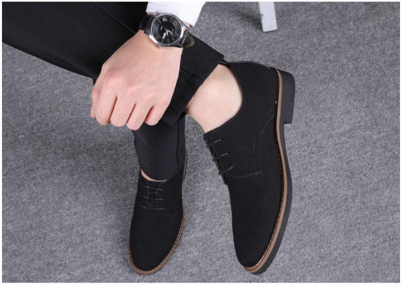 Giày tây thời trang nam big size - KP2028